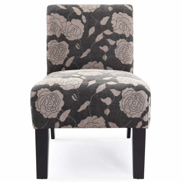 Stylish Grey Patterned Accent Chair Ideas