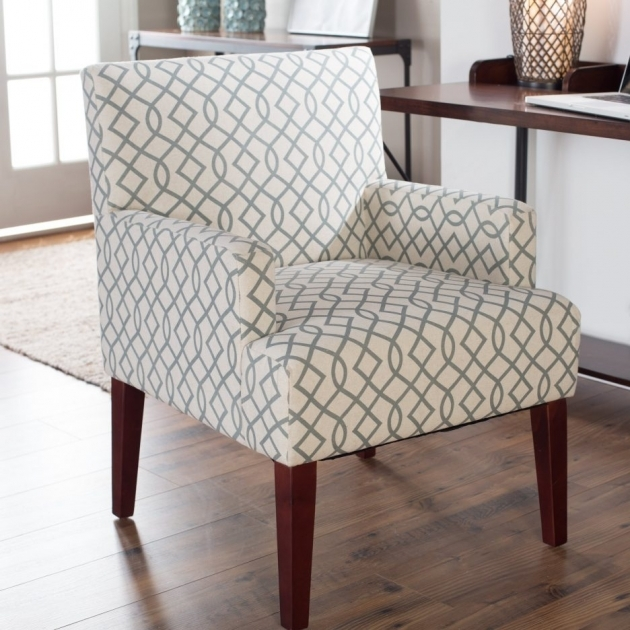 Stylish Lime Green Accent Chair Pic