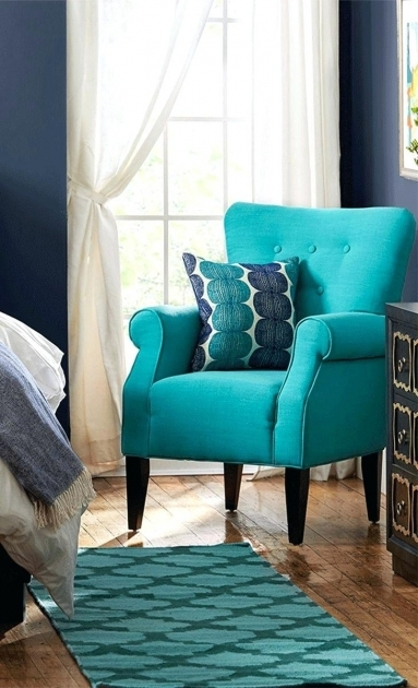 Top Teal Blue Accent Chair Images
