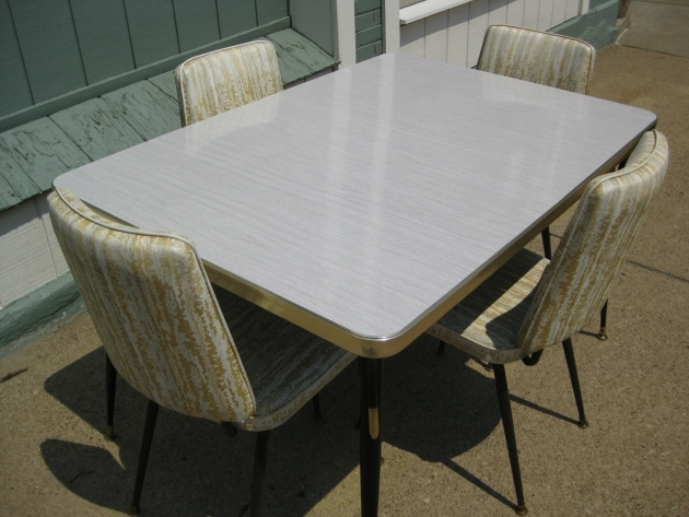 Unique 50's Kitchen Table And Chairs Picture