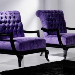 Purple Accent Chairs Sale