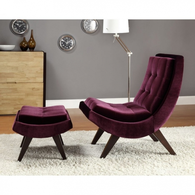 Unique Purple Accent Chairs Sale Pic